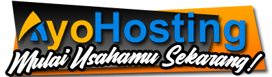 Ayo Hosting Website & Domain Gratis